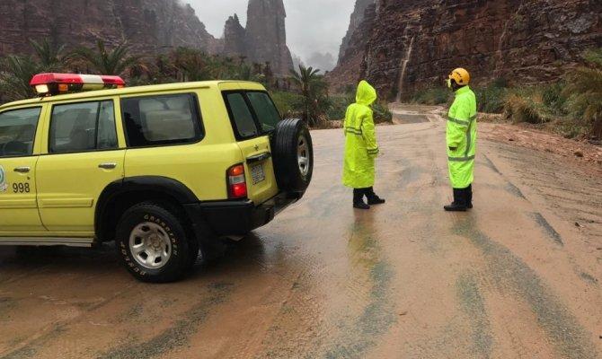 Dört gündür devam eden şiddetli yağış felaketi getirdi