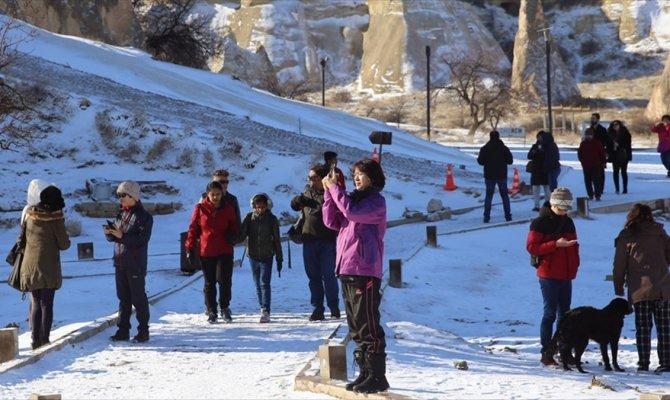 Türkiye'ye 46 milyon 112 bin 592 turist geldi