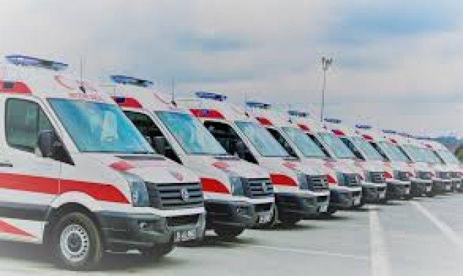 Kamu ve Özel İktisadi İşletmeler Ambulans Sürücüsü Arıyor