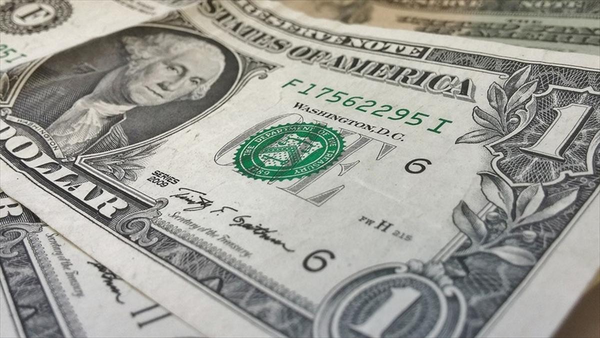 1 dolarların bereket sağlayacağına inanıldığı ortaya çıktı