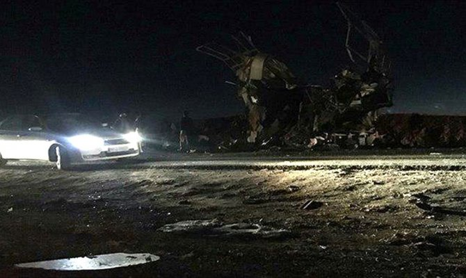 İran'da intihar saldırısı düzenlendi! 20 ölü
