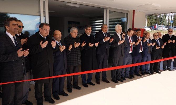 Kahramanmaraş'ta Kampüs Gençlik Merkezi Açıldı