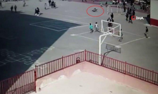 Pitbull 2 öğrenciyi yaraladı