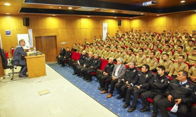 139 çarşı ve mahalle bekçisi için hizmet içi eğitim başladı