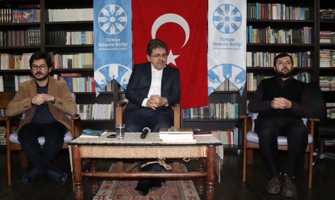 TYB Serdar Yakar'la Söyleşi Programı düzenledi