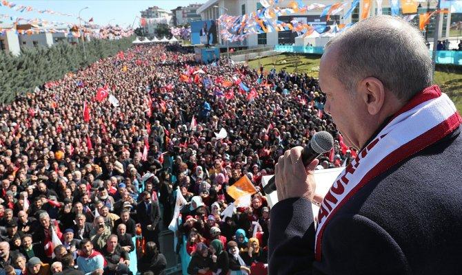 Cumhurbaşkanı Erdoğan: Bu oyunu beraber bozmamız lazım