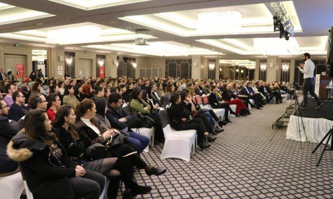 Kahramanmaraş'ta anne babalara yönelik seminer düzenlendi