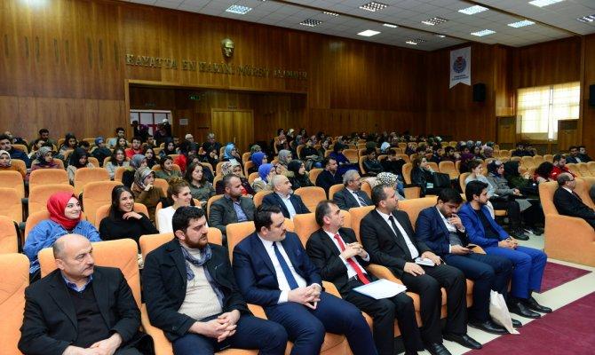 Suriyeli Gençlere Uyum ve Eğitimi Çalıştayı düzenlendi