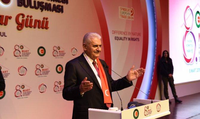 Yolları böldük milleti birleştirdik, yolları böleriz ama Türkiye'yi böldürtmeyiz