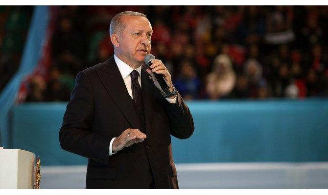 Cumhurbaşkanı Erdoğan: Mesele S-400 değil Türkiye'nin kendi iradesiyle hareket etmesi