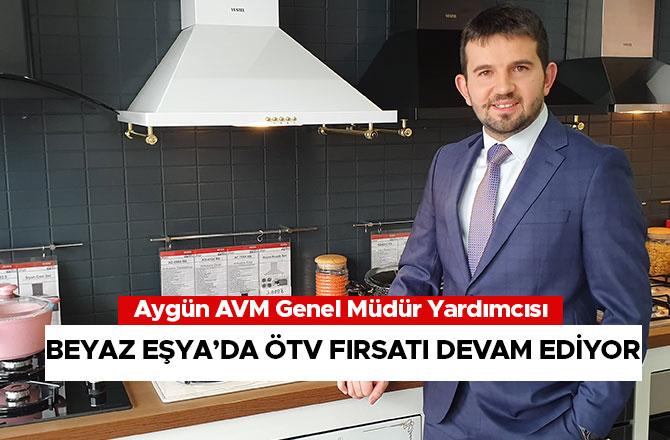 Beyaz Eşya'da ÖTV Fırsatı Devam Ediyor