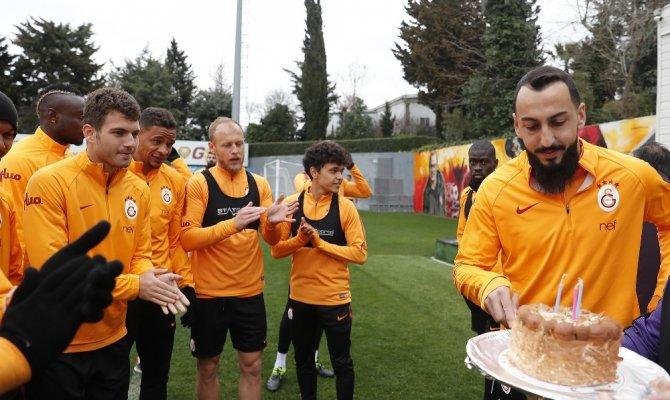 Galatasaray'da Bursaspor mesaisi başladı