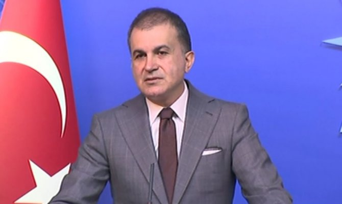 Ömer Çelik'ten AP'nin Türkiye kararına tepki