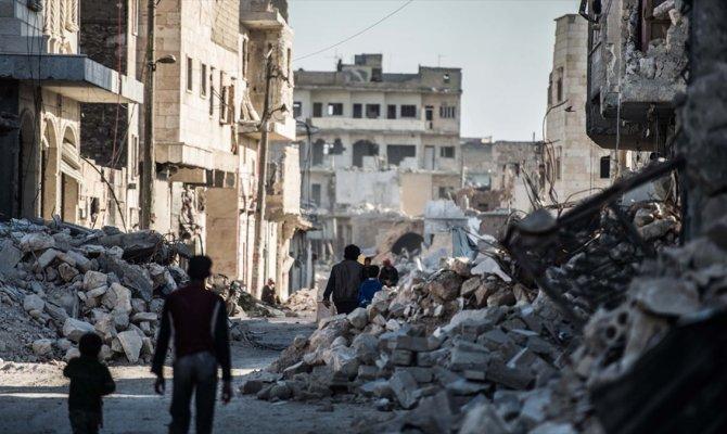 Suriye 9 yıldır iç savaşta