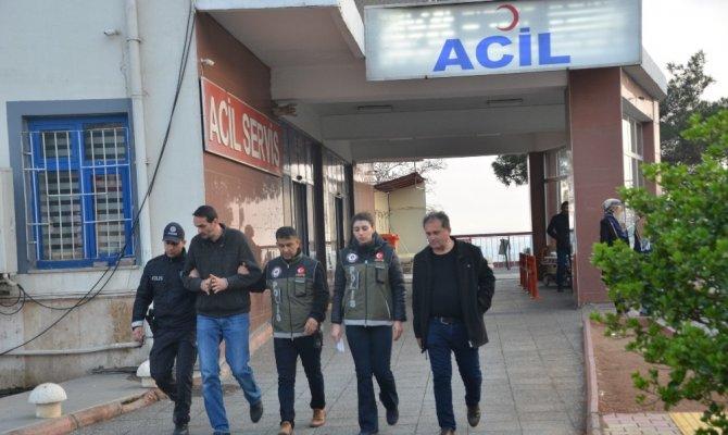 Kahramanmaraş'ta polisin şüphelendiği kişi firari çıktı