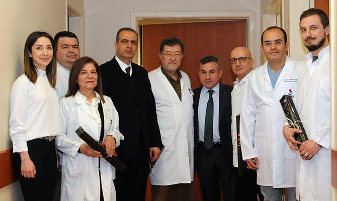 Sanko Üniversitesi 14 Mart Tıp Bayramını Kutladı