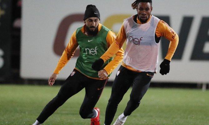 Galatasaray, Bursaspor için hazırlanıyor