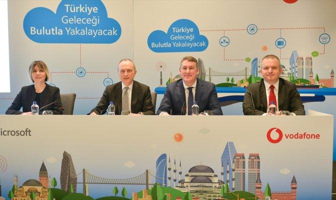 Microsoft ve Vodafone iş birliğinde 'yapay zeka' Türkçe öğrendi