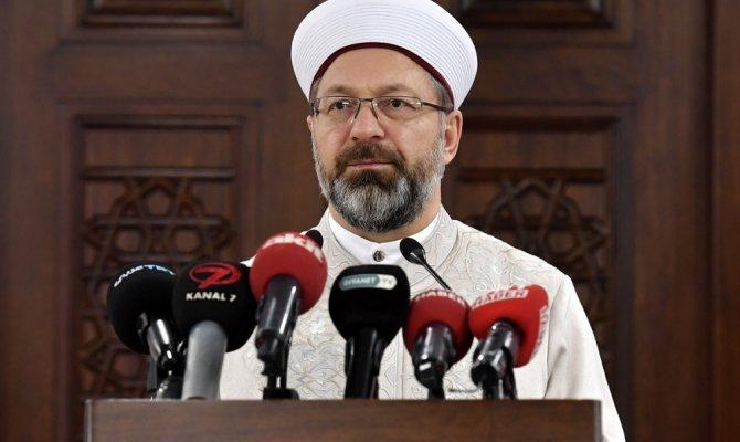 """Diyanet İşleri Erbaş: """"İslamofobi, bir akıl tutulmasıdır"""""""