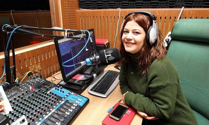 Irak sınırından dünyaya açılan ses 'Çukurca FM'