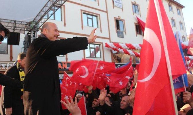 Terör örgütü PKK artık milletimizin huzurunu bozamayacak
