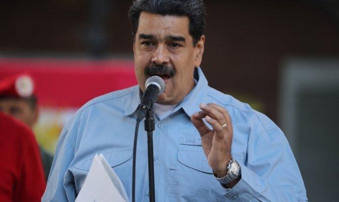 Venezuela'dan ambargoya karşı hamle geldi
