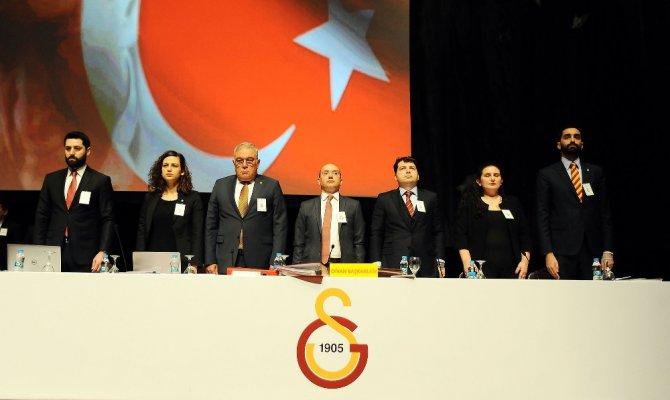 Galatasaray Yıllık Olağan Genel Kurulu başladı