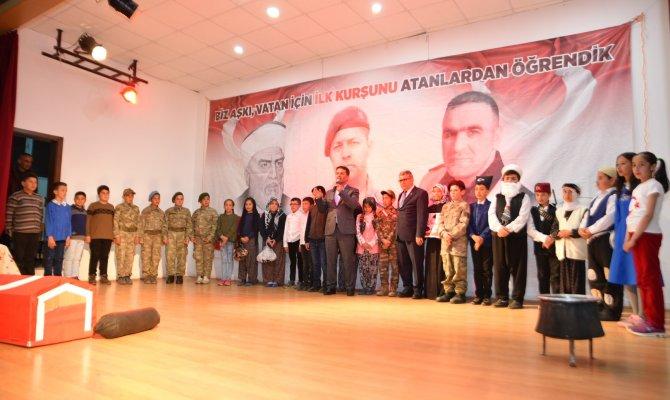 Başkan Okumuş Öğrencileri Çanakkale Gezisi İle Ödüllendirdi