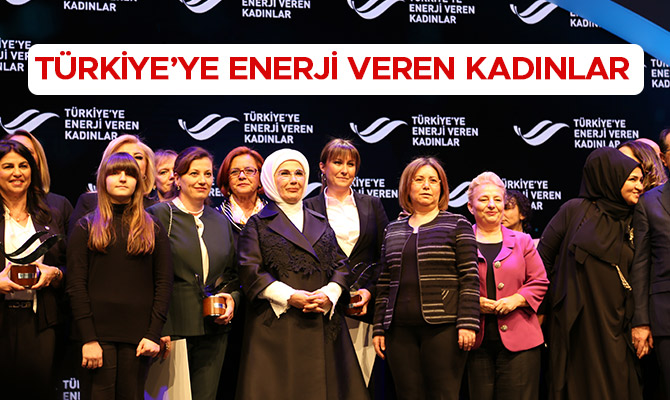 Türkiye'ye Enerji Veren Kadınlar