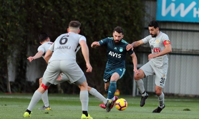 Fenerbahçe, Eskişehirspor'u farklı mağlup etti