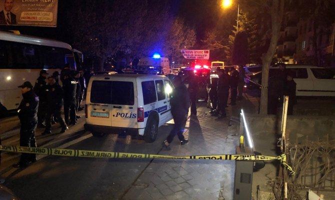 Nişanlı polislerin tartışması ölümle bitti