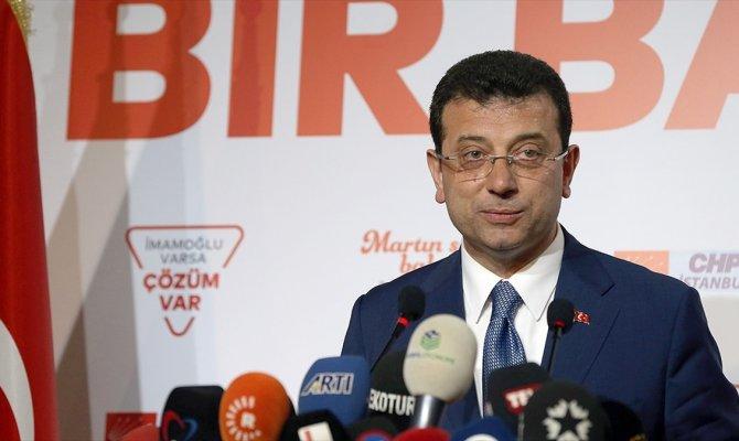 İstanbul'a hizmete başlamak istiyoruz