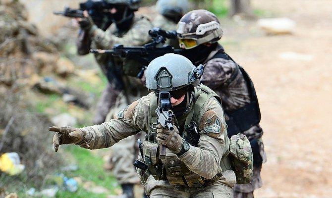 YPG/PKK'ya 'bahar' darbesi