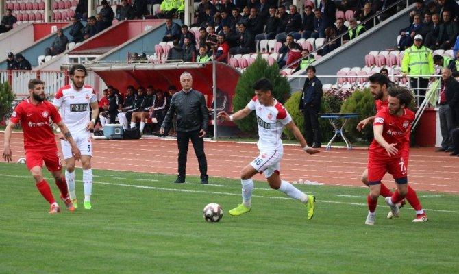 Kahramanmaraşspor Zonguldak Kömürspor'u 3-0 mağlup etti