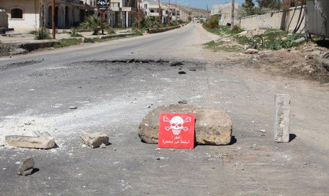 Esed rejimi Suriye'de 216 kez kimyasal silah kullandı
