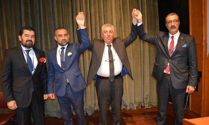Kahramanmaraş ASKF'de Ergün Önal güven tazeledi