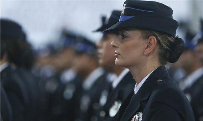 3 Bin Kadın Polis Alımı Başvuruları Başladı
