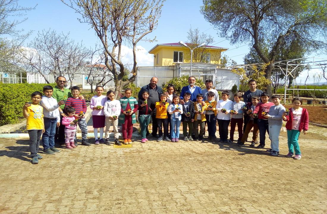 KSÜ Çocuk Üniversitesinde Eğitim-Öğretim Devam Ediyor