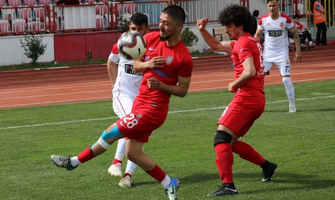 Kahramanmaraşspor ile Bak Spor Kulübü berabere kaldı