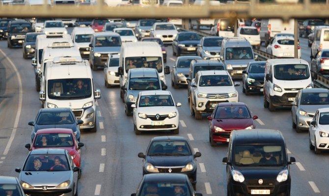 81 İlde eş zamanlı trafik denetimi yapıldı