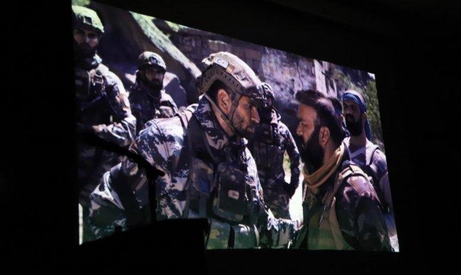 Meteler filminin galası Nevşehir'de yapıldı