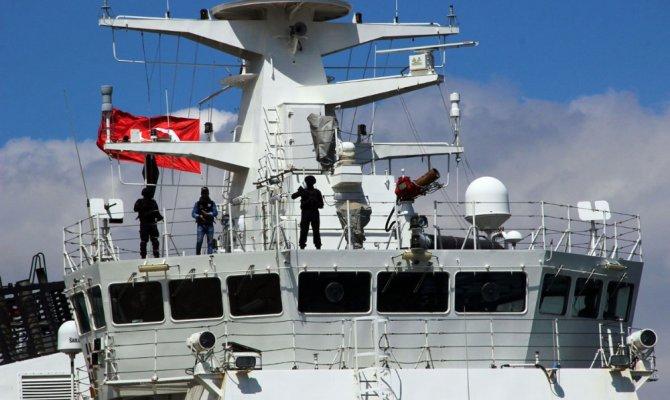 Ele geçirilen 5 ton uyuşturucu İzmir'e getirildi