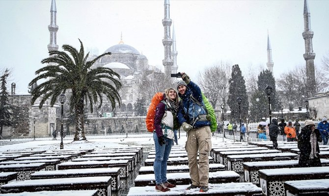 Hedefimiz turizmi 12 aya yaymak