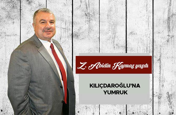 Kılıçdaroğlu'na Yumruk