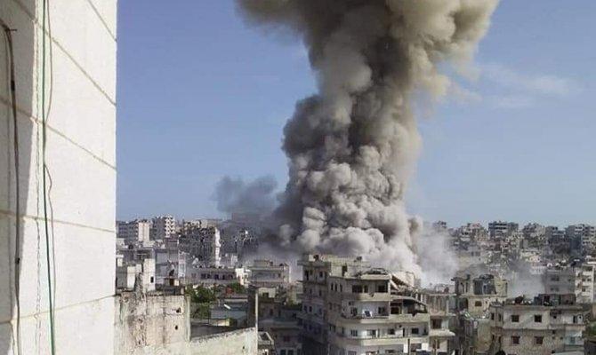 İdlib'deki patlamada ölü sayısı 15'ye yükseldi