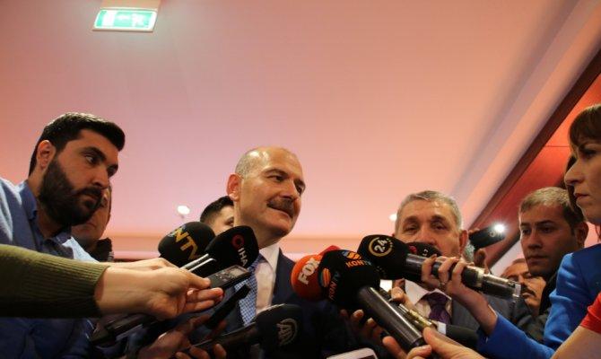 Süleyman Soylu: İlgili fail yakalandı