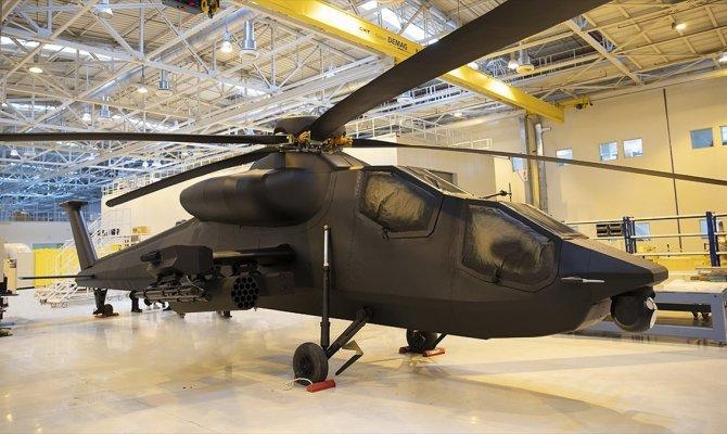 İşte Türkiye'nin yeni taarruz helikopteri