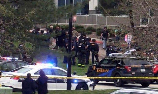 ABD'de bir okula silahlı saldırı düzenlendi: 1 ölü, 8 yaralı