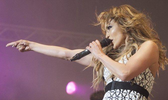 Jennifer Lopez Antalya'da konser verecek