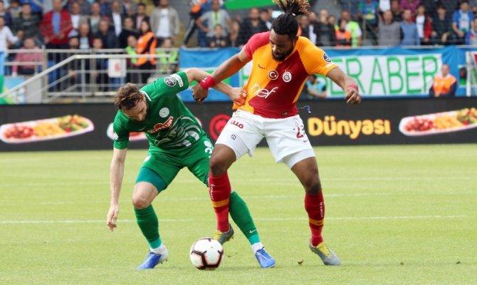 Çaykur Rizespor, Galatasaray maçının iptalini istedi